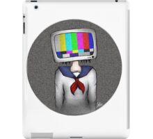 TV Channels  iPad Case/Skin
