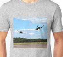 sky soldiers cobra demonstration Unisex T-Shirt