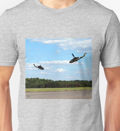 sky soldiers cobra demonstration Unisex T-Shirt