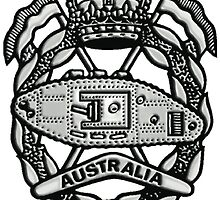Royal Australian Armoured Corps by SpadixDesign