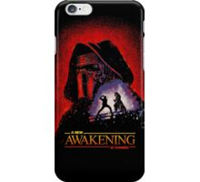 The Teaser Awakens iPhone Case/Skin