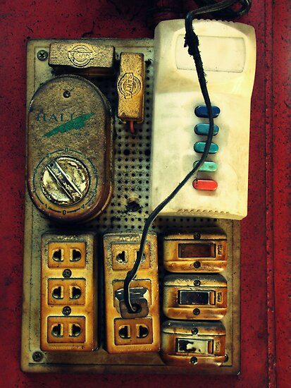 Where Can I Plug This In? by Caroline Fournier
