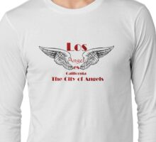 Los Angeles City of Angels T Shirt T-Shirt