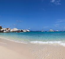 "Virgin Gorda, Tortola - ""The Baths"" - Panoramic by Jonathan Bartlett"