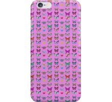 The butterflies are real iPhone Case/Skin