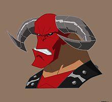 Goat Man by santalux