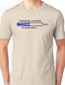 FREEDOM LOADING 45% Unisex T-Shirt