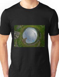 Glencolmcille Church - Sky In Unisex T-Shirt