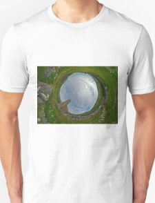 Glencolmcille Church - Sky In T-Shirt