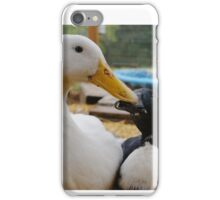 Ducky Kisses iPhone Case/Skin