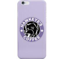 Hawkeye's Coffee iPhone Case/Skin