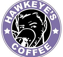 Hawkeye's Coffee by thejessi