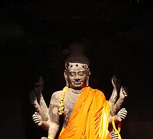 Buddha by Mike Clark