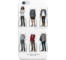 Vinette Robinson Paper Dolls iPhone Case/Skin