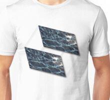 Water cubes. Unisex T-Shirt