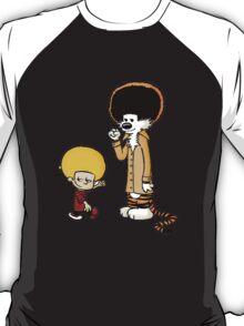 Calvin and Hobbes New Hair T-Shirt
