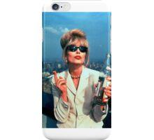 Joanna Lumley 2 iPhone Case/Skin
