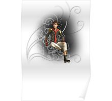 Final Fantasy Type-0 - Eight Poster
