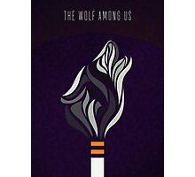 TWAU Smoke Poster Photographic Print