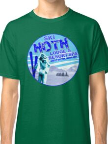 Hoth Lodge Classic T-Shirt