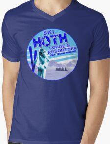Hoth Lodge Mens V-Neck T-Shirt