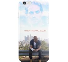 Fast and Furious - T-shirt & iPhone case iPhone Case/Skin