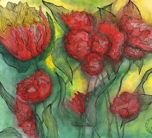 Wild Roses by Eliza Fayle