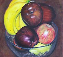 Fruit Bowl by Elaine Green