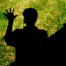 Shadow reflection of me! by shakey123