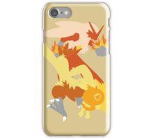 Torchic Evolution iPhone Case/Skin