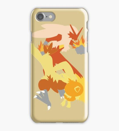 Torchic Evolution iPhone Case/Skin
