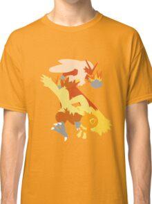 Torchic Evolution Classic T-Shirt