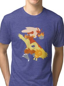 Torchic Evolution Tri-blend T-Shirt