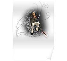 Final Fantasy Type-0 - Nine Poster
