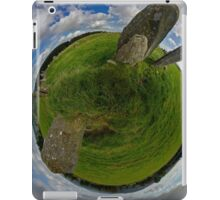 Beltany Stone Circle, Donegal iPad Case/Skin