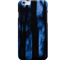 See into the trees iPhone Case/Skin
