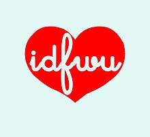 IDFWU heart by LVBART