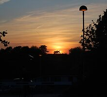 Another Southmead Sunset by funkybunch
