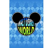 Walt Disney World Earth Photographic Print