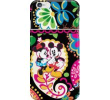 Mickey Midnight print iPhone Case/Skin