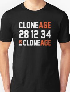 Cloneage Is Cloneage (Black Ver.) T-Shirt