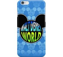 Walt Disney World Earth iPhone Case/Skin