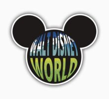 Walt Disney World Earth Kids Clothes
