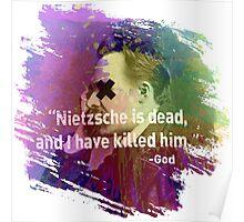 Dead Nietzsche Poster