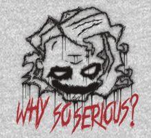 Joker Graffiti Kids Clothes