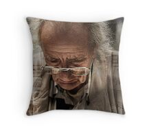 the composer Throw Pillow