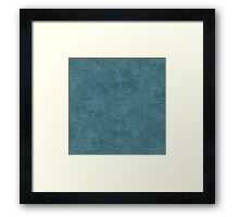 Hydro Oil Pastel Color Accent Framed Print