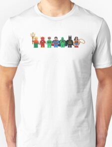 LEGO Justice League of America Unisex T-Shirt