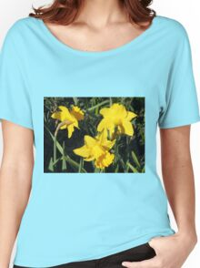 Daffodils Dreaming Women's Relaxed Fit T-Shirt