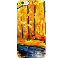 Fall Stream iPhone Case/Skin